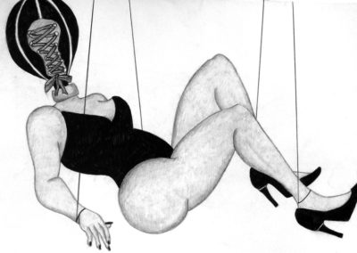 by Wanda Ewing, artist